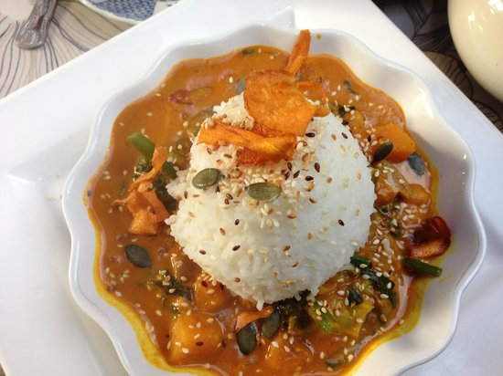 The Quay Street Kitchen : Curry