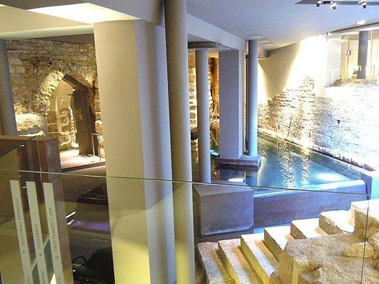 Nun Assisi Relais & Spa Museum: Интерьер Nun очень располагает к отдыху