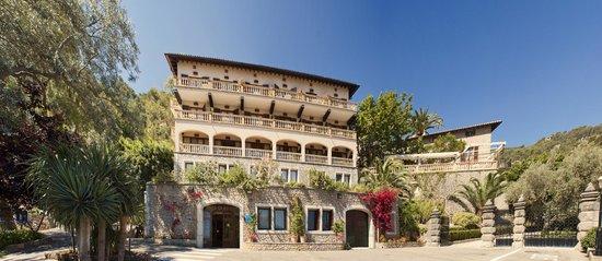 Es Moli Hotel: Main building