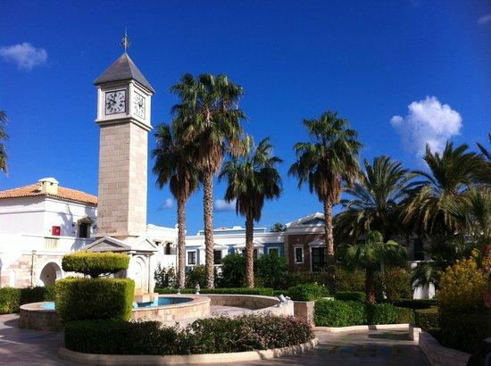 Aldemar Royal Mare Thalasso Resort : Big ben