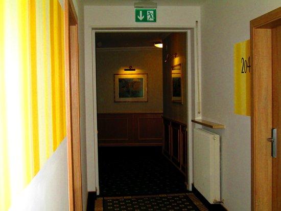 Business Resort Parkhotel Werth: Gangway