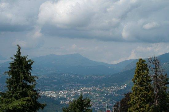 Ristorante Bellavista : Вид с террасы
