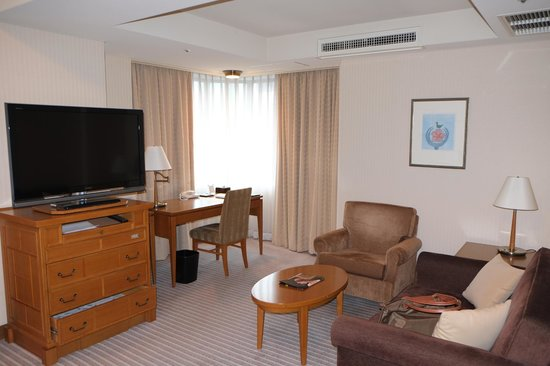 Imperial Hotel Tokyo : Bedroom