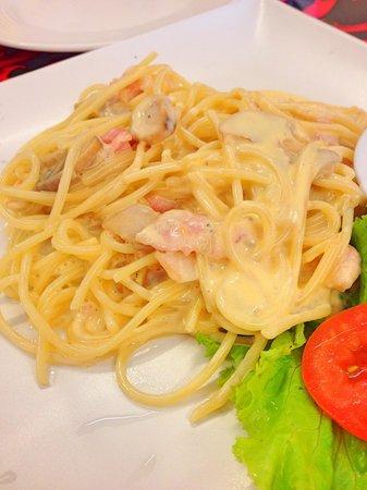 The Cook: Carbonara