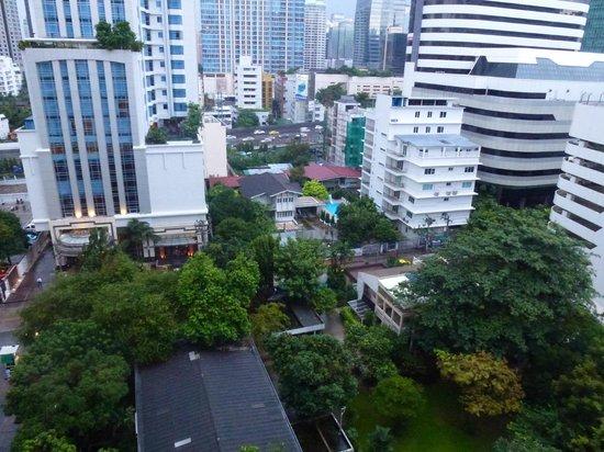Shama Sukhumvit Bangkok: View from balcony