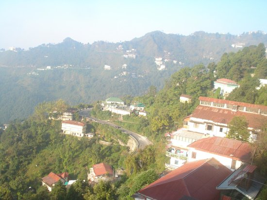 GMVN Garhwal Terrace: Mussoorie, India