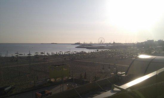 Hotel Caesar Paladium : view