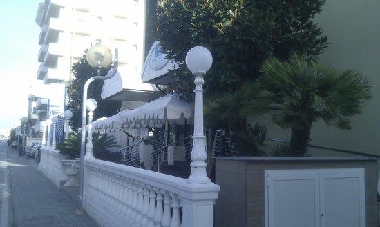 Hotel Caesar Paladium : back view