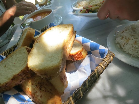 Cici Sirince Mutfagi: Bread