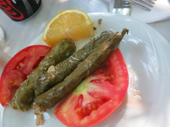 Cici Sirince Mutfagi: Sarma - Grape Leaves