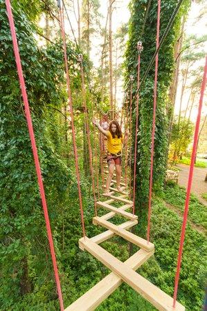 UNO Park KAUNAS: Th best season - summer, but open all year round