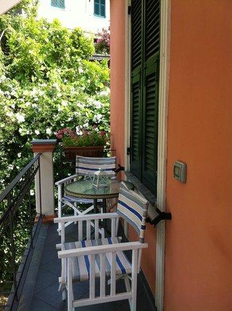 CasaLorenza: Balcony