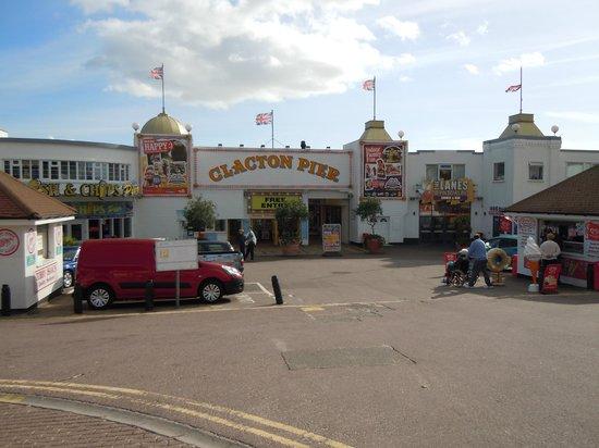 Premier Inn Clacton-on-Sea (North / Colchester Road) Hotel: Clacton Pier