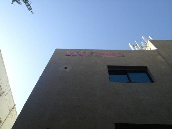 The Ophir Hotel: Εξωτερική πλευρά ξενοχοδείου