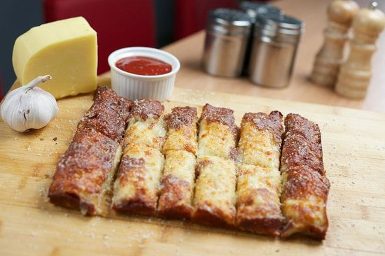 Pie Squared Pizza: Mozzarella Bread