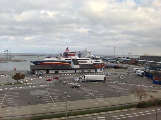 Hotel Jutlandia: Ferry Terminal