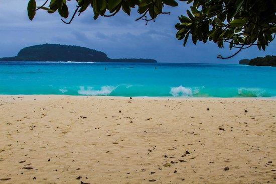 Champagne Beach: Beach 3