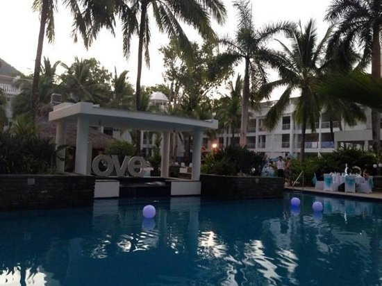 Peppers Beach Club & Spa : The Formal Pool area