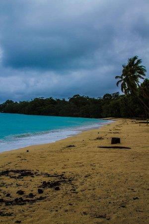 Port Olry Beach : Beach