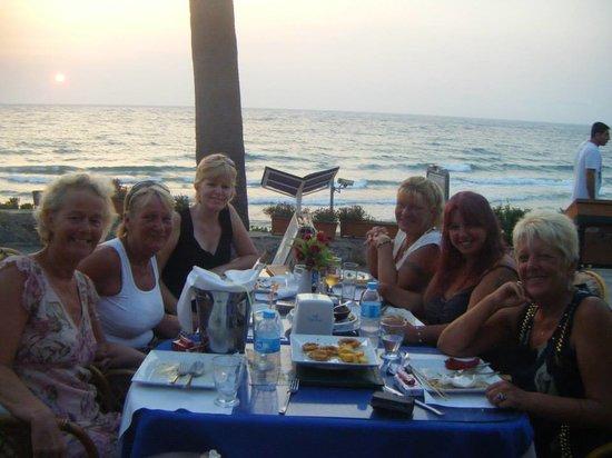 Novalli and Son Restaurant: Saturday night dining