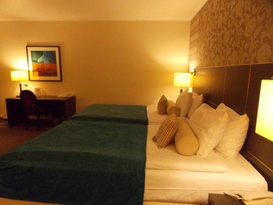 Thon Hotel Bristol Stephanie: Huge room