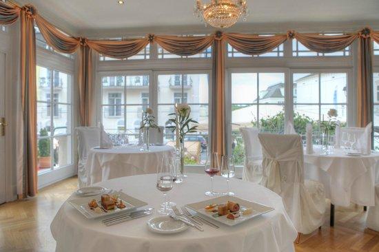 SEETELHOTEL Hotel Esplanade: Restaurant Tom Wickboldt