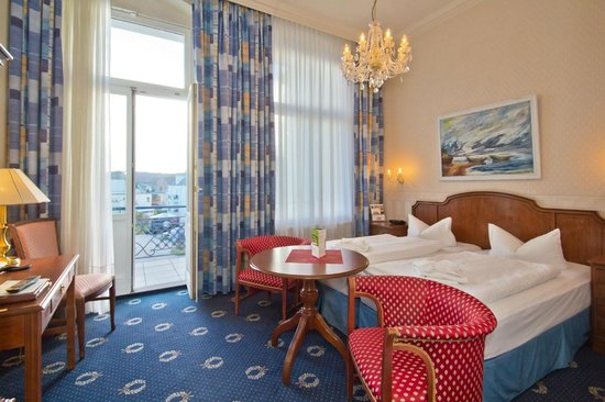 SEETELHOTEL Hotel Esplanade: Zimmer
