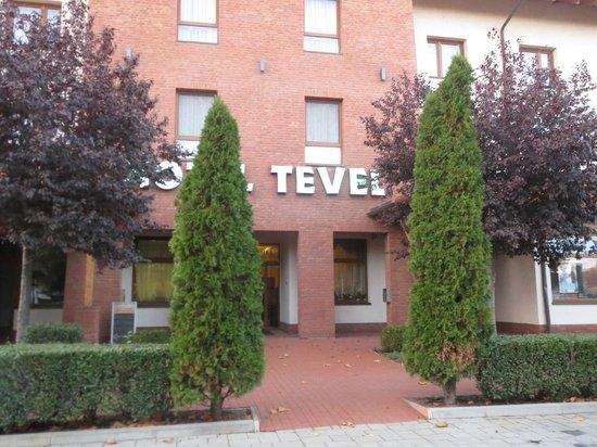 Trnava Region, Slowakei: The main entrance