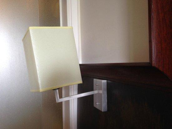 Grand Palladium Imbassai Resort & Spa: defekte Lampe