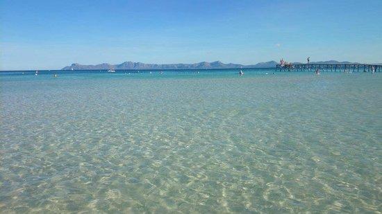 Ona Garden Lago: Alcudia beach