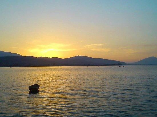 Aigio, Greece: picture-perfect..
