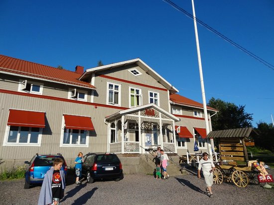 We loved it! Review of STF Vandrarhem Asa, Lammhult, Sweden TripAdvisor