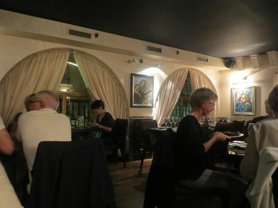 My Way : View from the restaurant