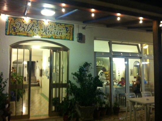 Hotel Villa Maria: L'albergo