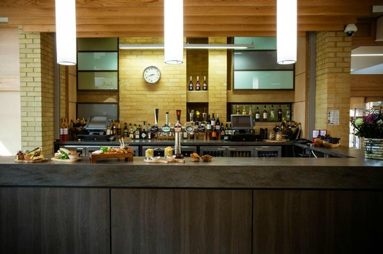 College Court Hotel: Bar