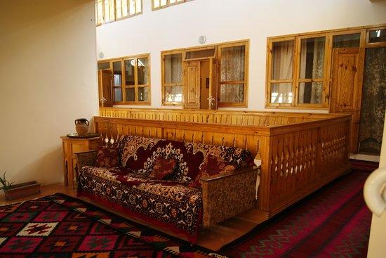 Emir B&B: второй этаж