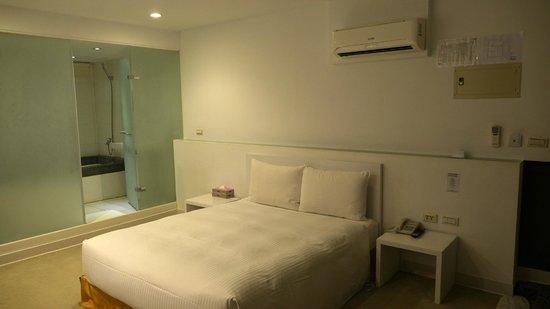 ECFA Hotel Wan Nian : Plan room