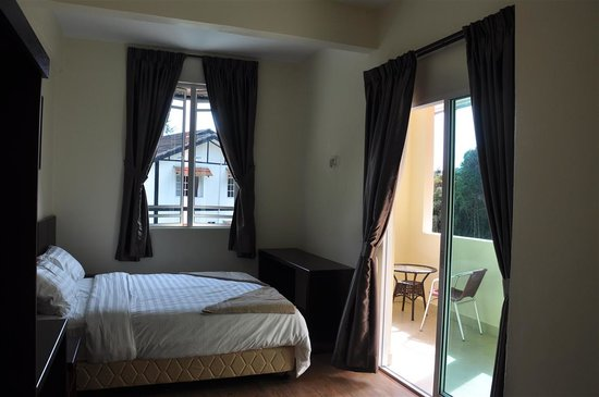 Arundina Cameron Highlands: double room with balcony