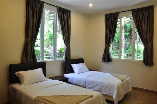 Arundina Cameron Highlands: twin room