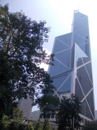 bank of china tower - grattacielo