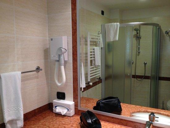 Hotel San Luigi : lo specchione