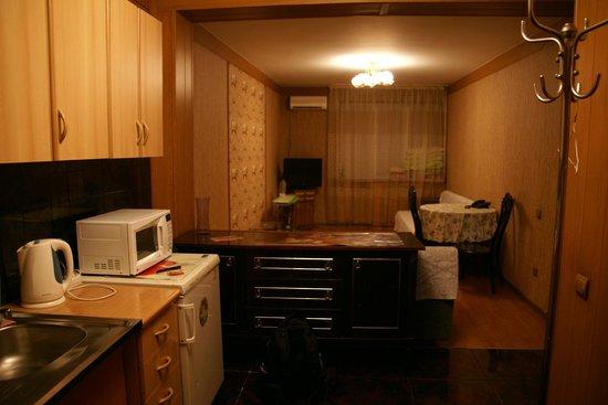 Lessor Appartments: アパートを間借りしている感じ。