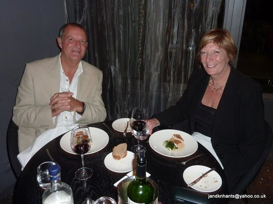 Merlot - Wijnbar & Restaurant: evening meal at Merlot