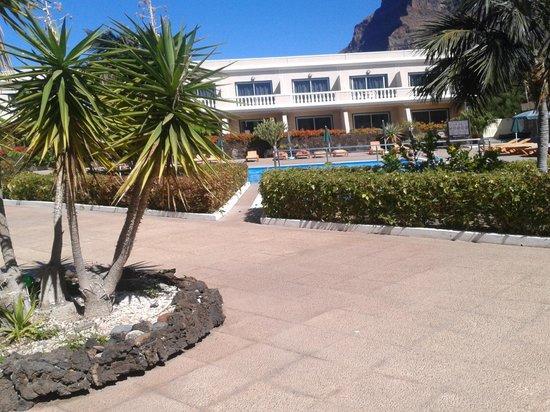 Charco Del Conde: piscina