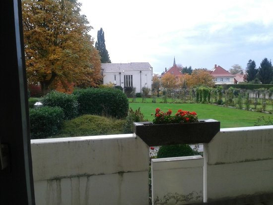 Kloster Maria Hilf: View from the room