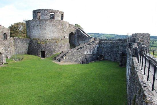 Dinefwr: Castle