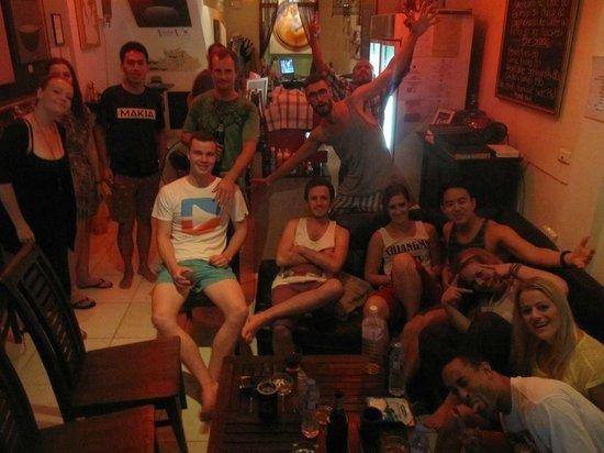 Bodega: Like-minded travellers!
