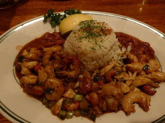 RT's Restaurant: Alexandria - RT's - summer saute