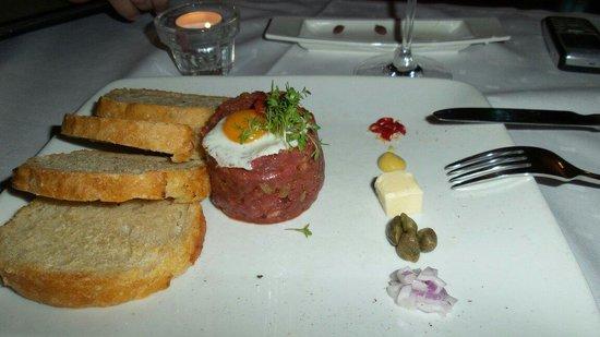 ef16 Restaurant Weinbar : Starter ;)