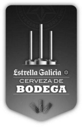 Tropic: Estrella Galicia de Bodega